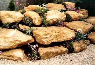 Hamstone Rockery Stone