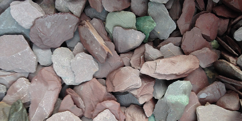 20mm Slate Chippings