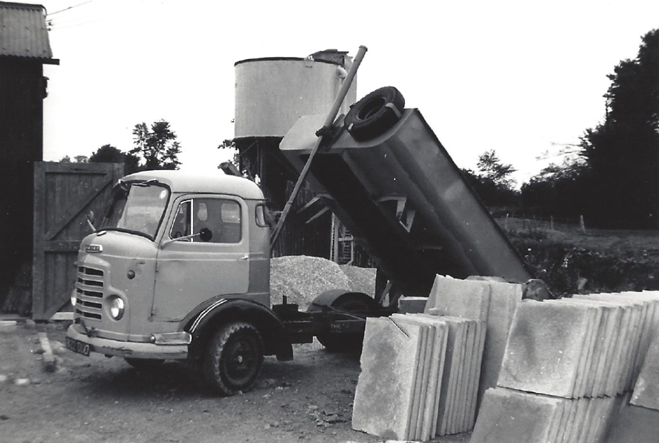 old-tipper-truck