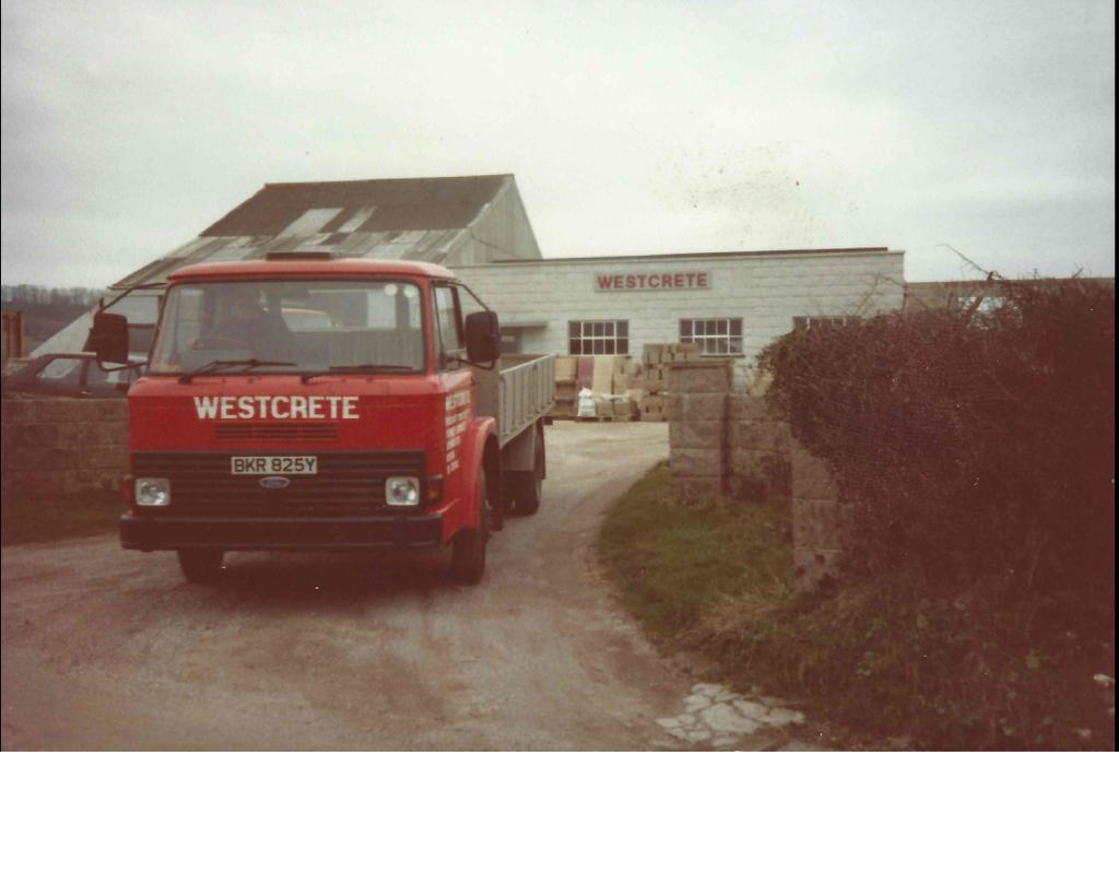 Vintage Westcrete