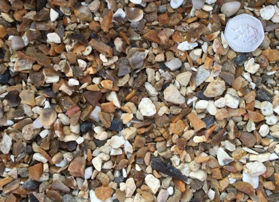 10-6mm Flint Gravel
