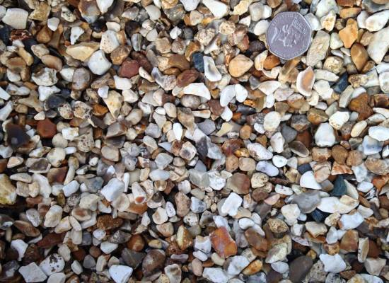 10mm Dorset Light Gravel