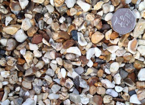 10mm Dorset Light Gravel
