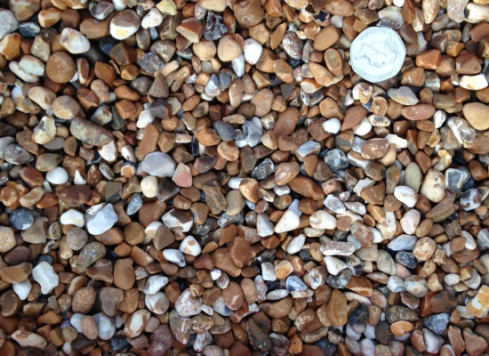 10-6mm Pea Gravel