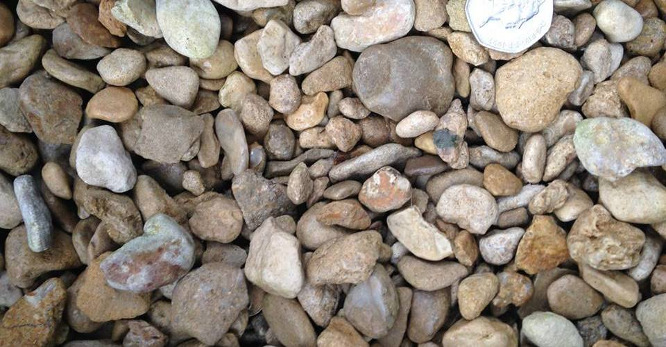 20mm Cotswold Rounded Gravel