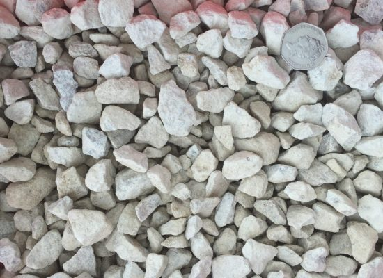 20mm Dorset Buff Chippings