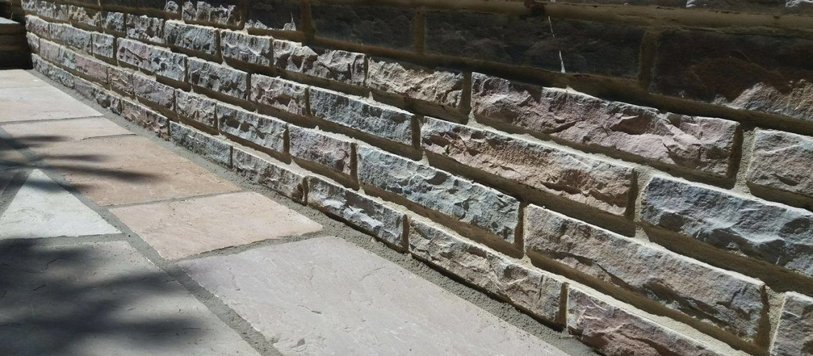 Cottagestone Walling!