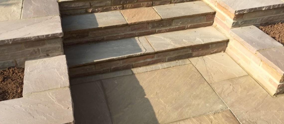 Steps in Sandstone!