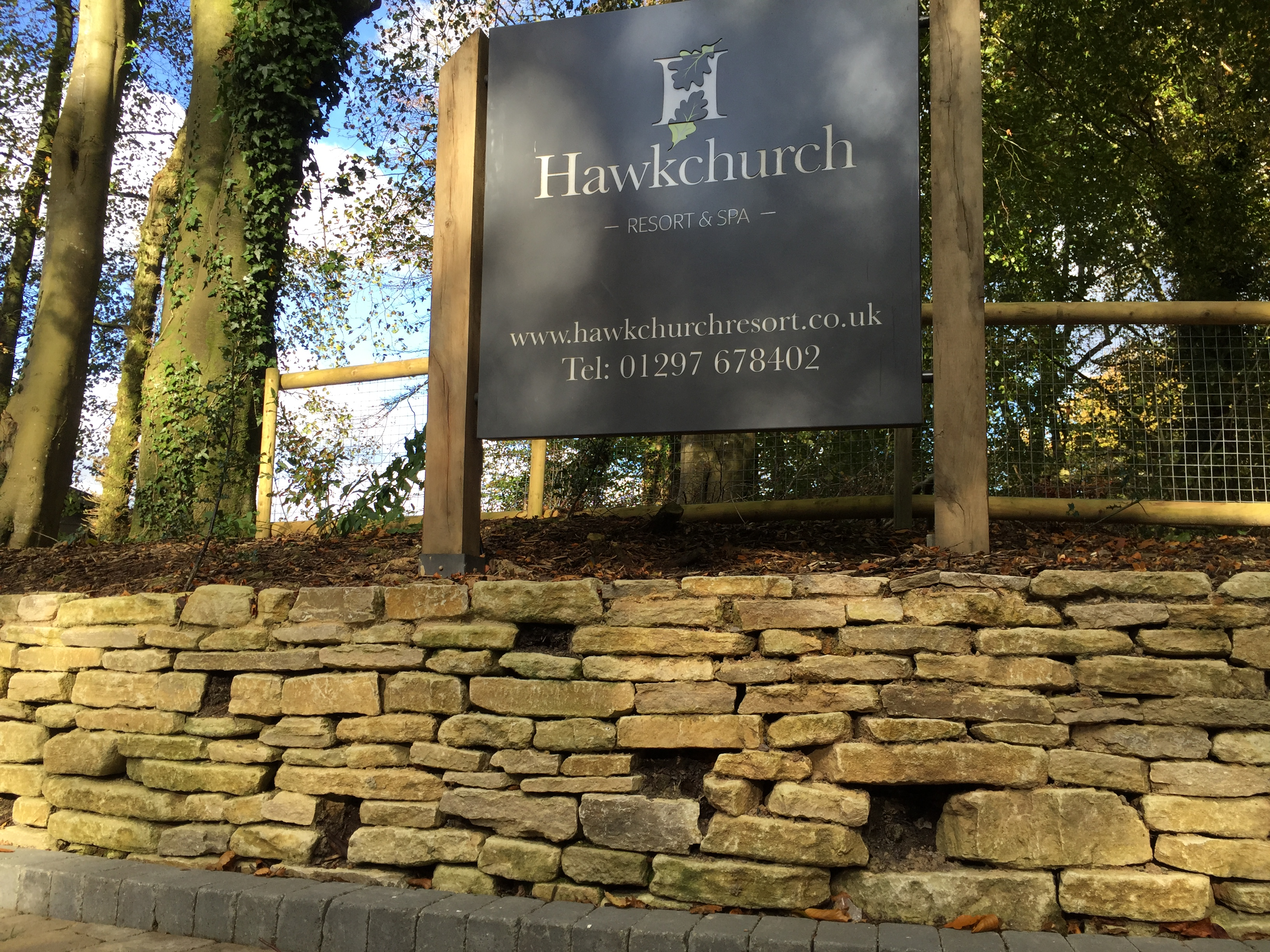Hawkchurch Country Park