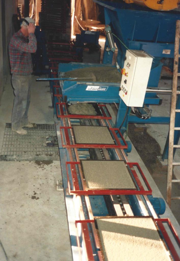 1987 Precast Paving