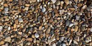 10-6mm Pea Gravel Aquariam Gravel Brown Pea