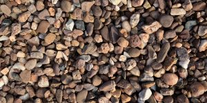 10mm Pink Rounded Gravel