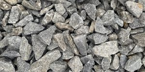 20mm Basalt Buff Chippings Granite Clean Stone